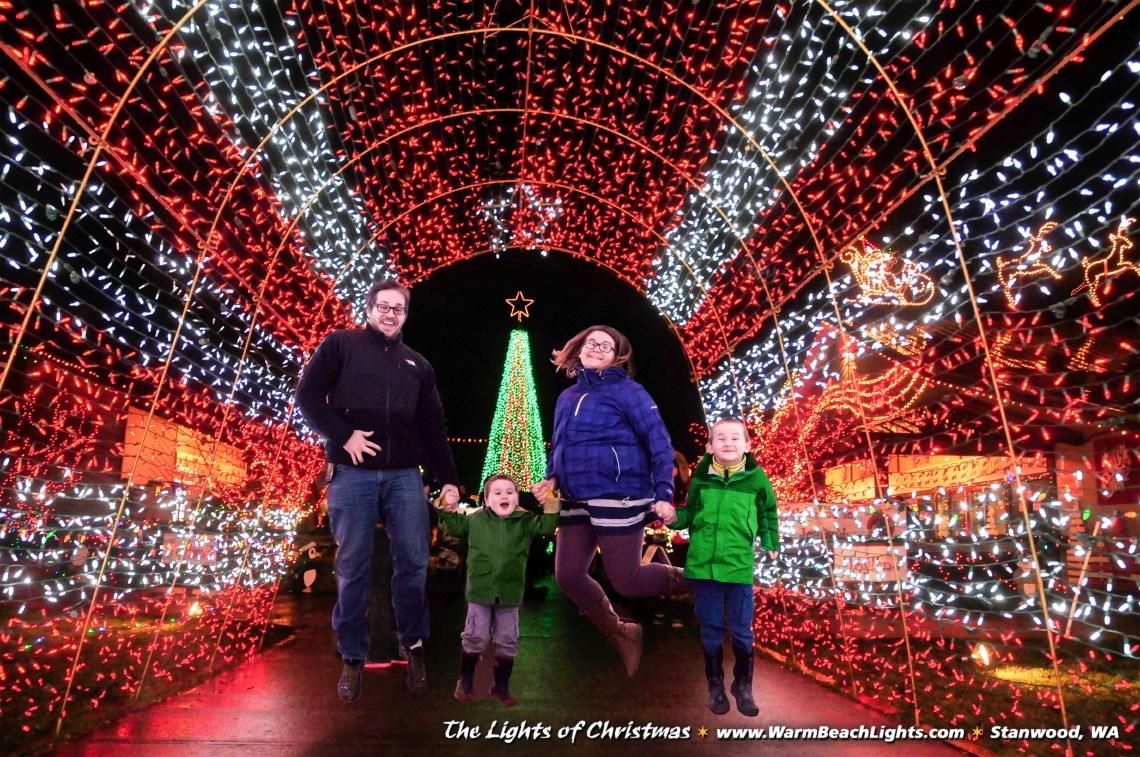 Holiday Light Displays - Windermere/North
