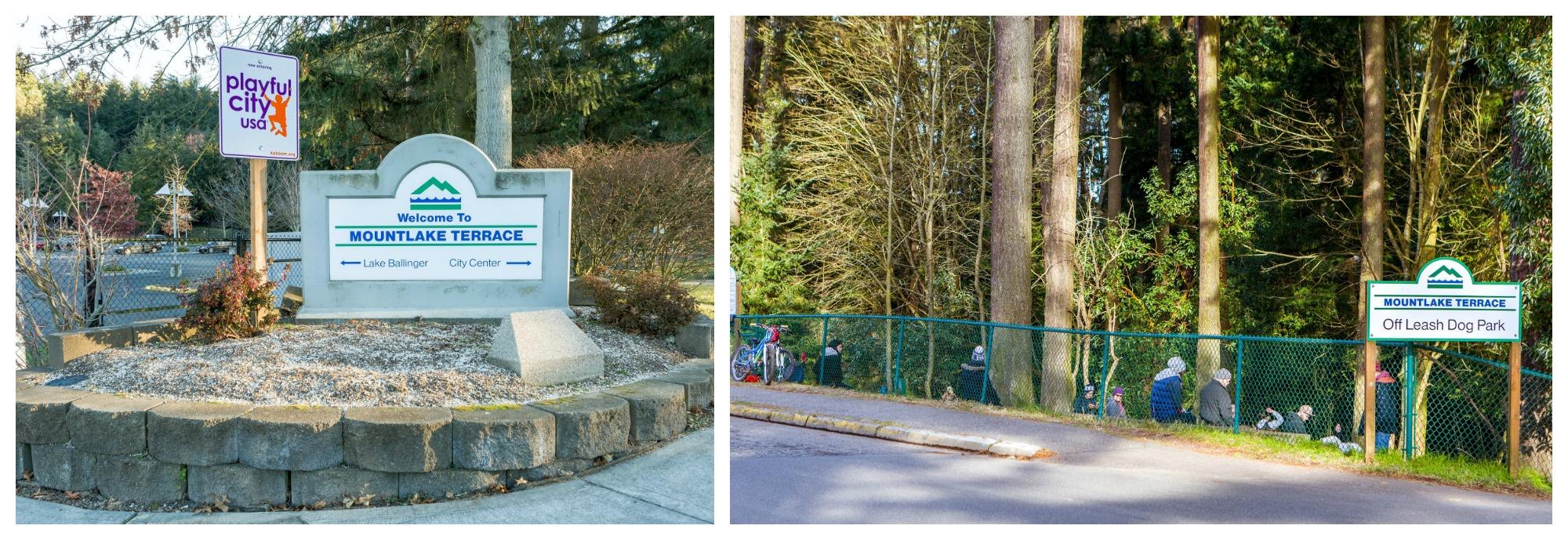 Lake Ballinger Dog Park