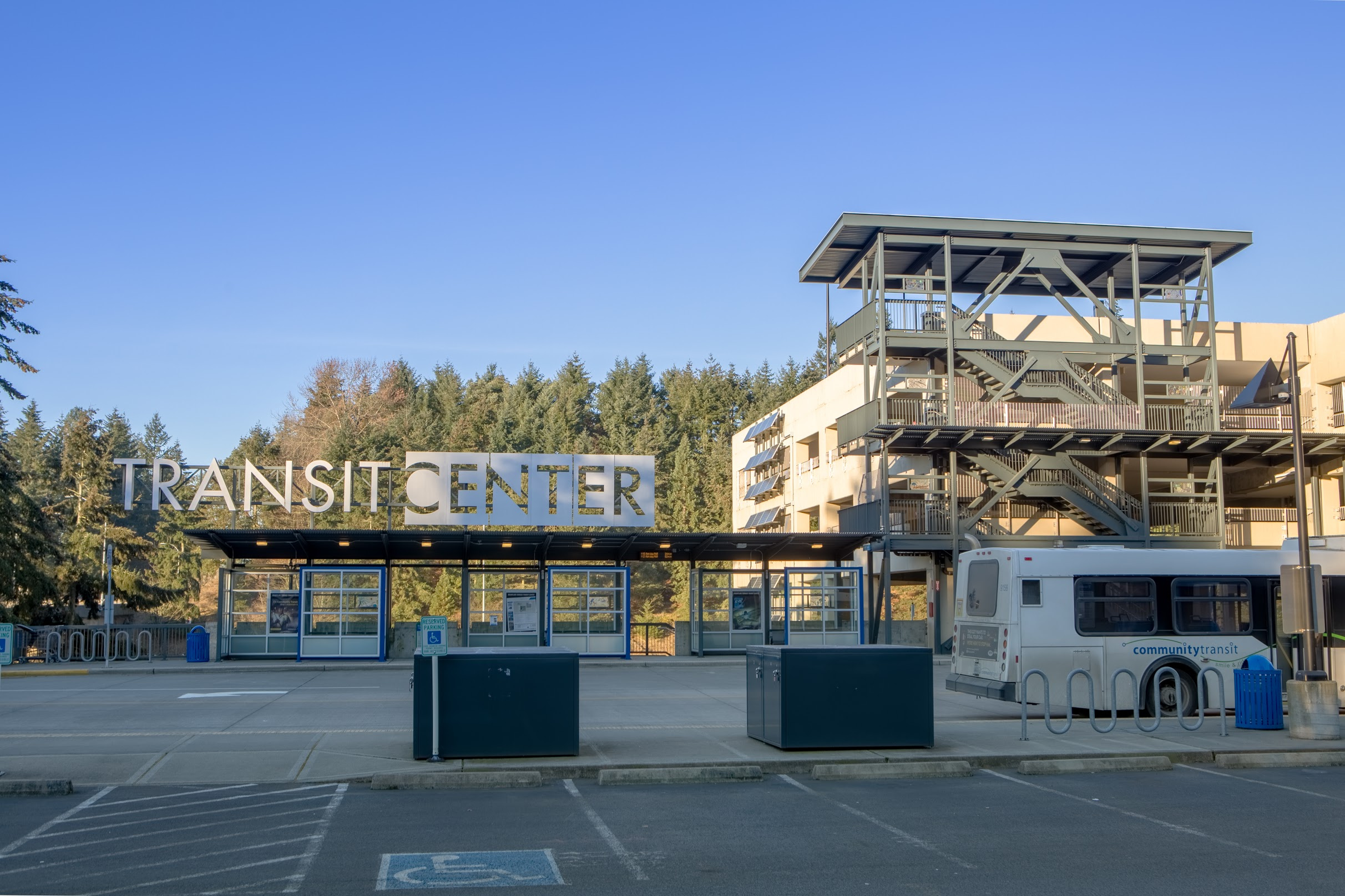 Mountlake Terrace Transit Center