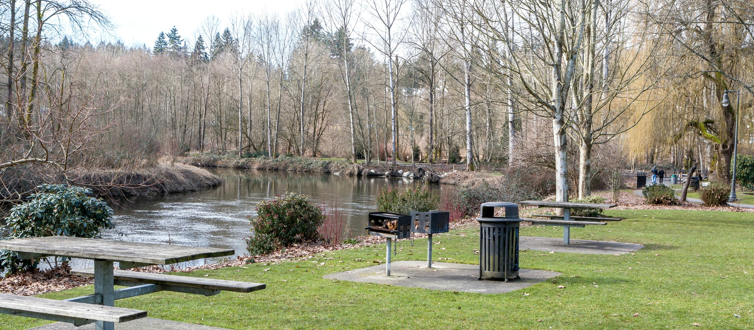 Park at Bothell Landing