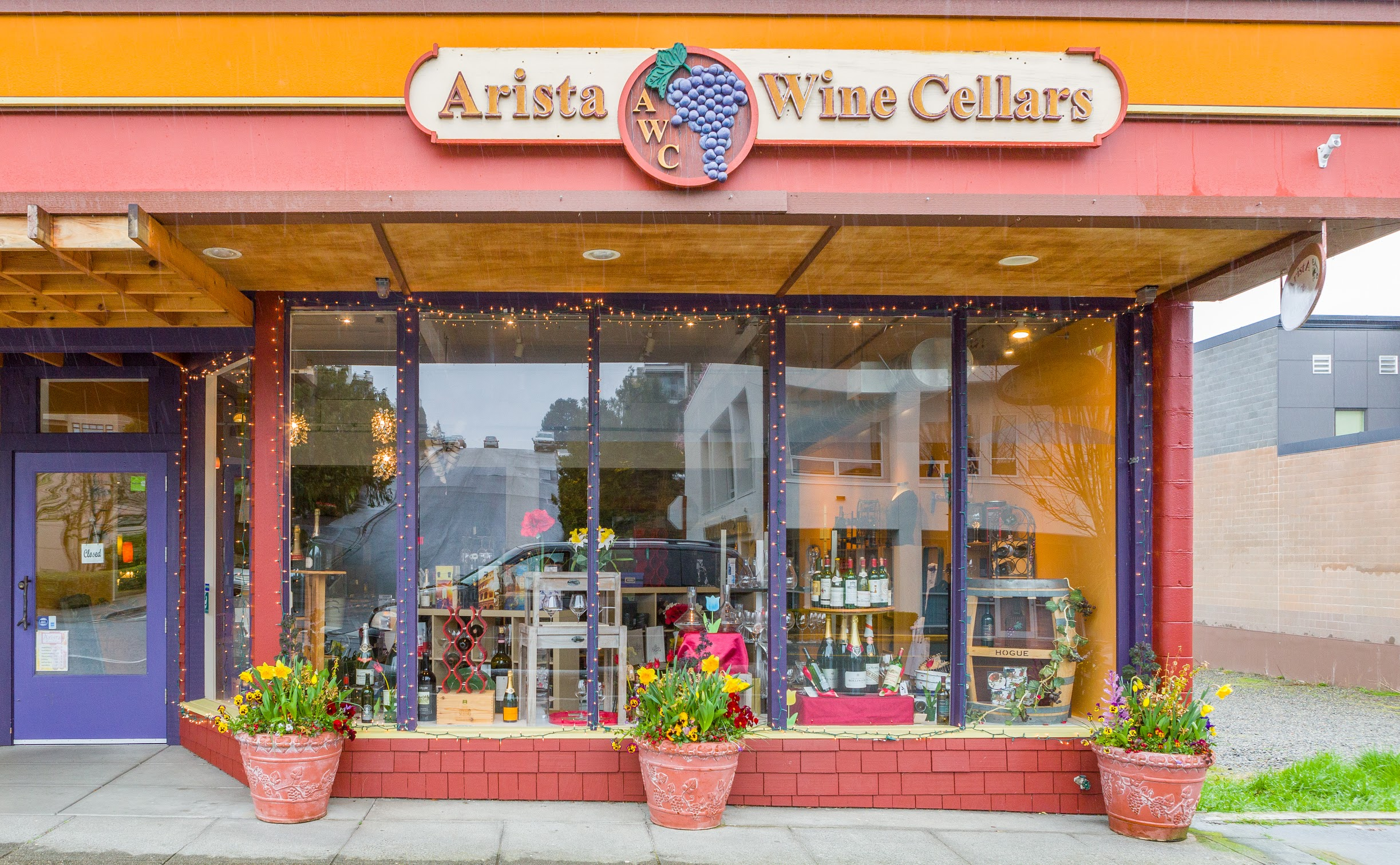 Arista Wine Cellars
