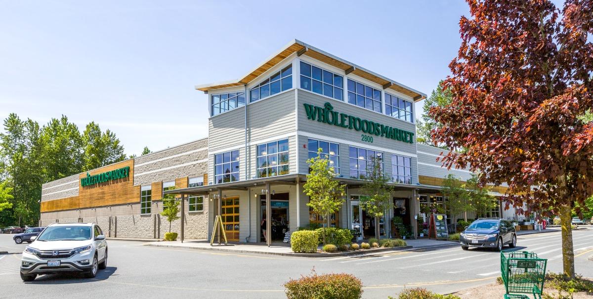 Find Whole Foods Lynnwood