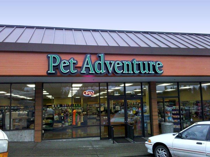 Pet Adventure Store